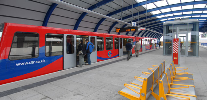 DLR 3-car Capacity Enhancement