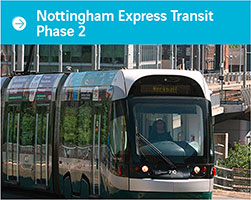 Nottingham Express Transit Phase 2